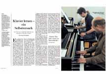 Bericht über den Klavierkurs bei Bösendorfer im Mai 2014
