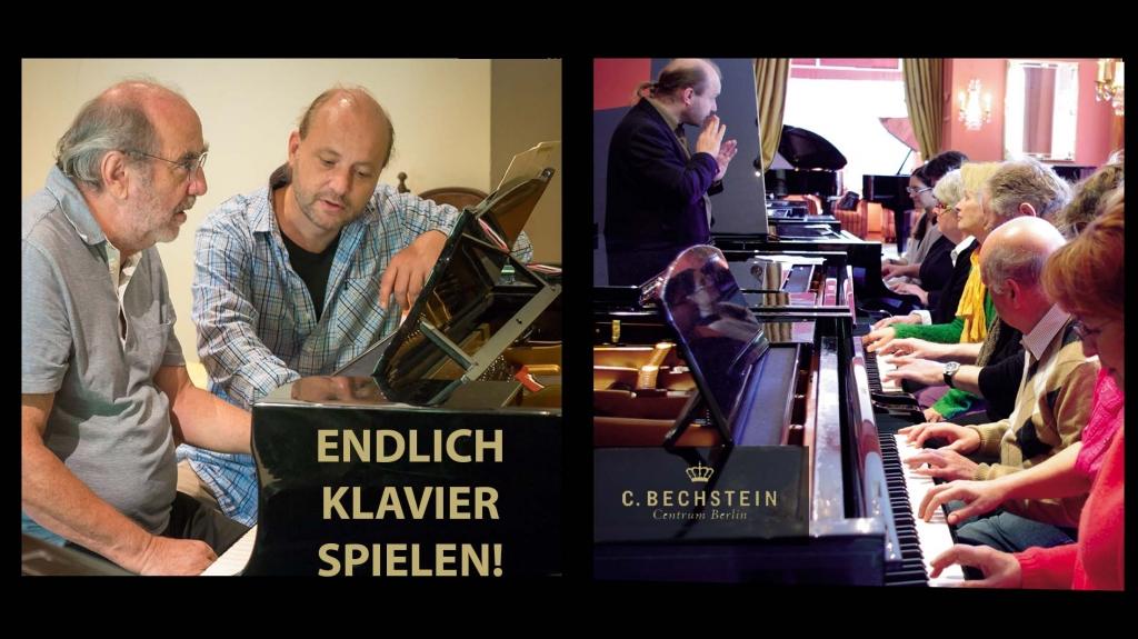 Klavier spielen lernen bei Bechstein in Berlin