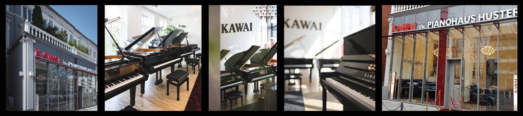 Klavier spielen lernen bei KAWAI in Hamburg