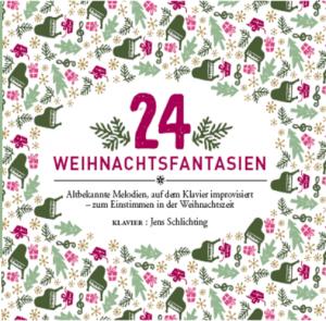 24 Weihnachtsfantasien Cover